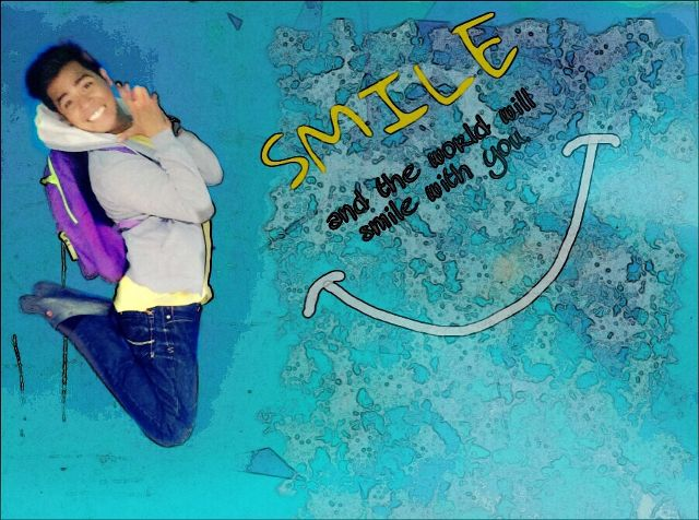 10 winning photos from the smile weekend art project for Weekend art projects