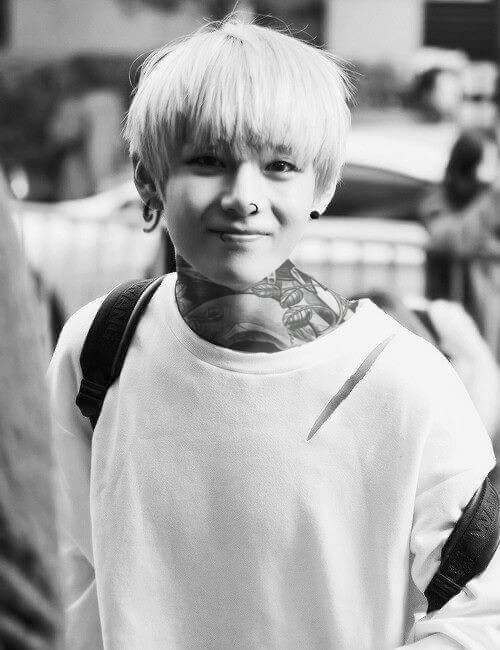 Tattoo Edit Taehyung Bts Bangtan Image By ˜�martu