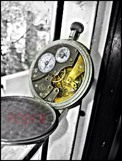 rare old watch gold swissmade
