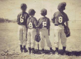 people baseball team family wapoldschool
