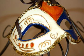 mask photography