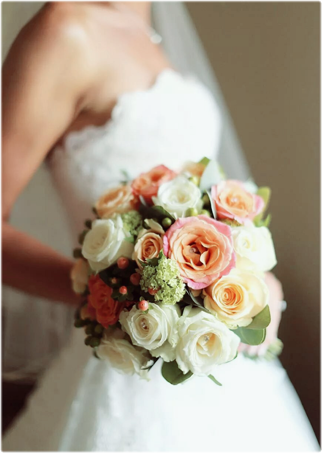 pictures of bridal bouquets