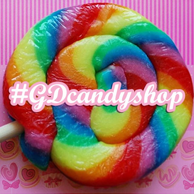 Candy Shop Poster Graphic Design Contest