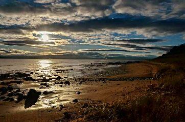 scotland nature photography beach