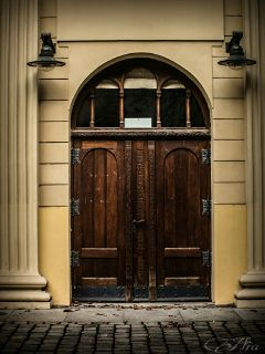 photography wroclaw poland doors