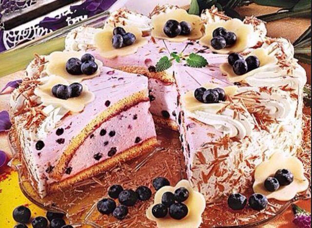 йогуртовый фото торт на заказ