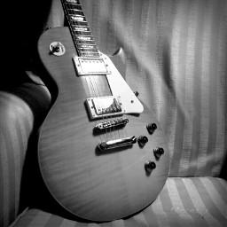 blackandwhite guitar emotions music
