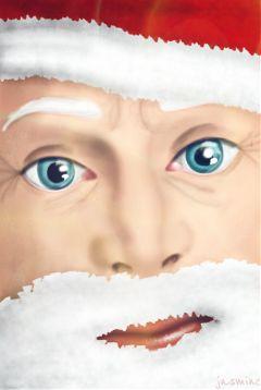 presents chrismas santa