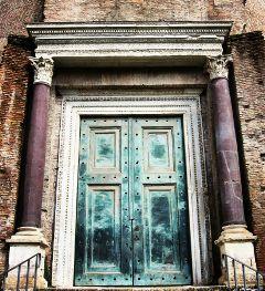 door ancientroma travel
