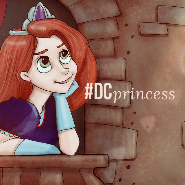 princess drawing challenge