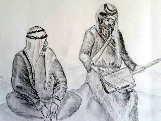 drawing art pencilart draw arab