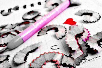 iloveyou heart love valentine handwriting