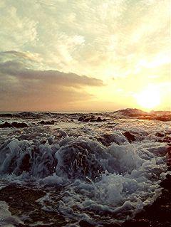 sunset mer photography freetoedit