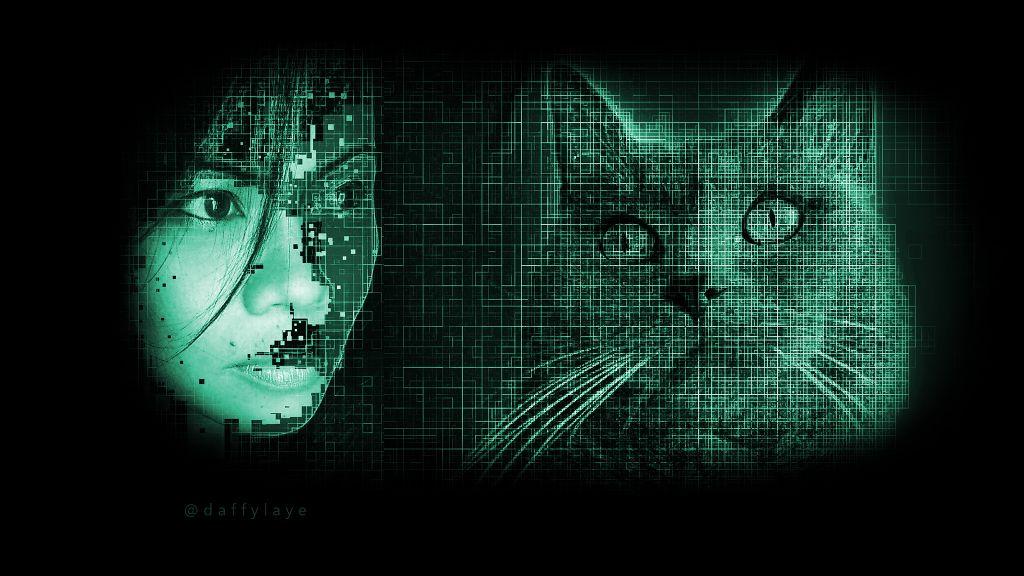 How to Create Matrix Art